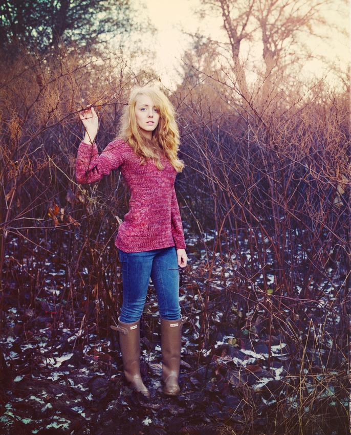 Nicole Hickman in Bog Park