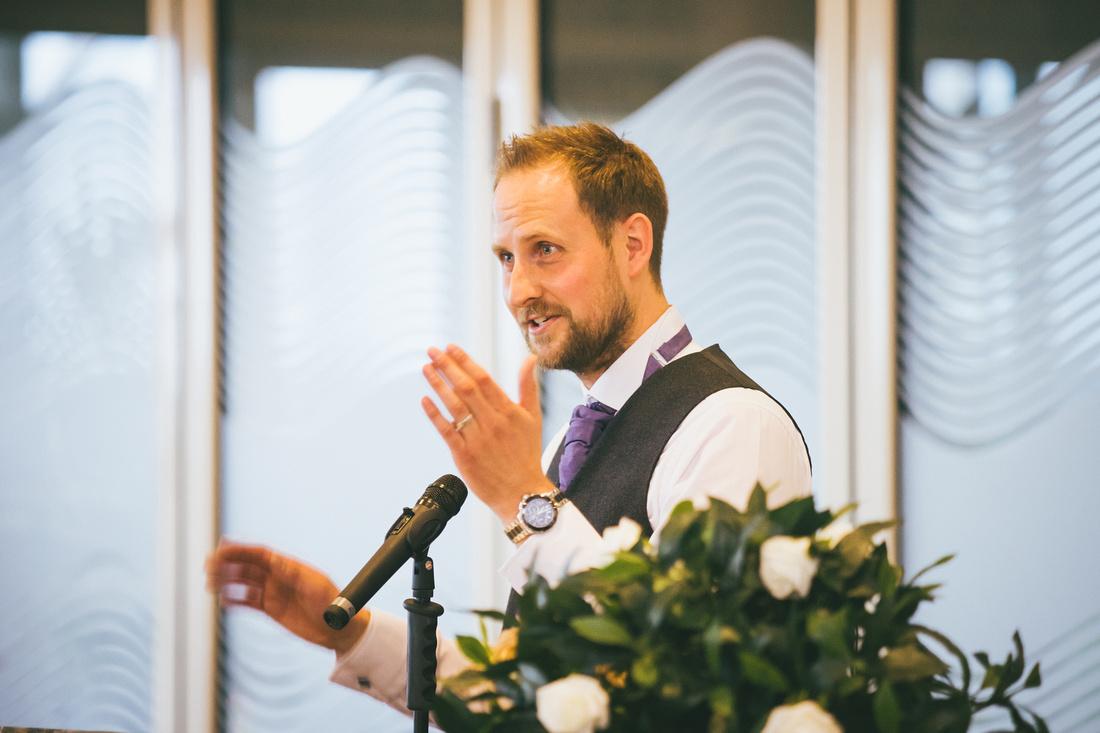 best man speeches Waterside hotel Ayrshire
