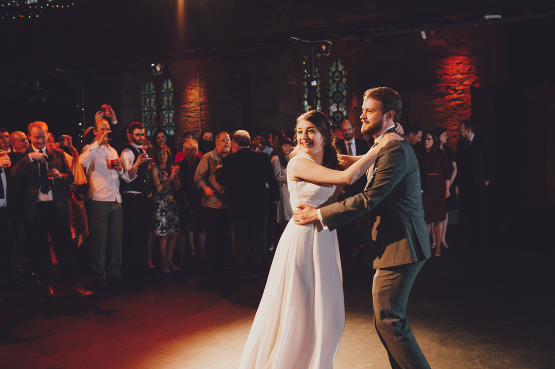 Cottiers Glasgow first dance
