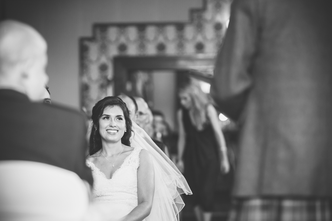 Glenbervie House Hotel Wedding