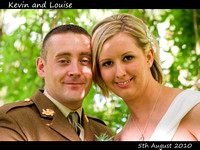 Louise and Kevins Wedding