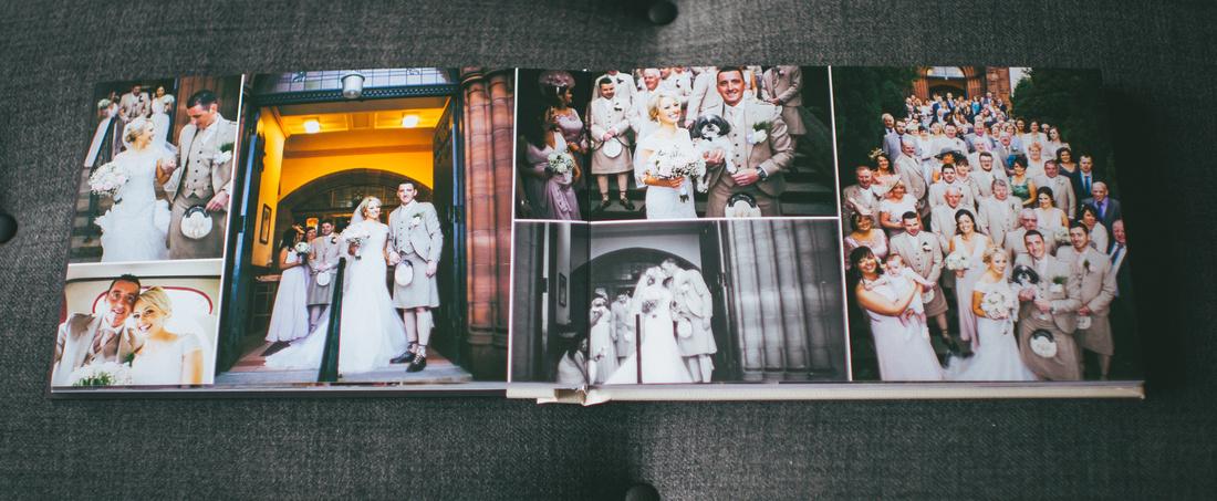 Premium Wedding Photography Album