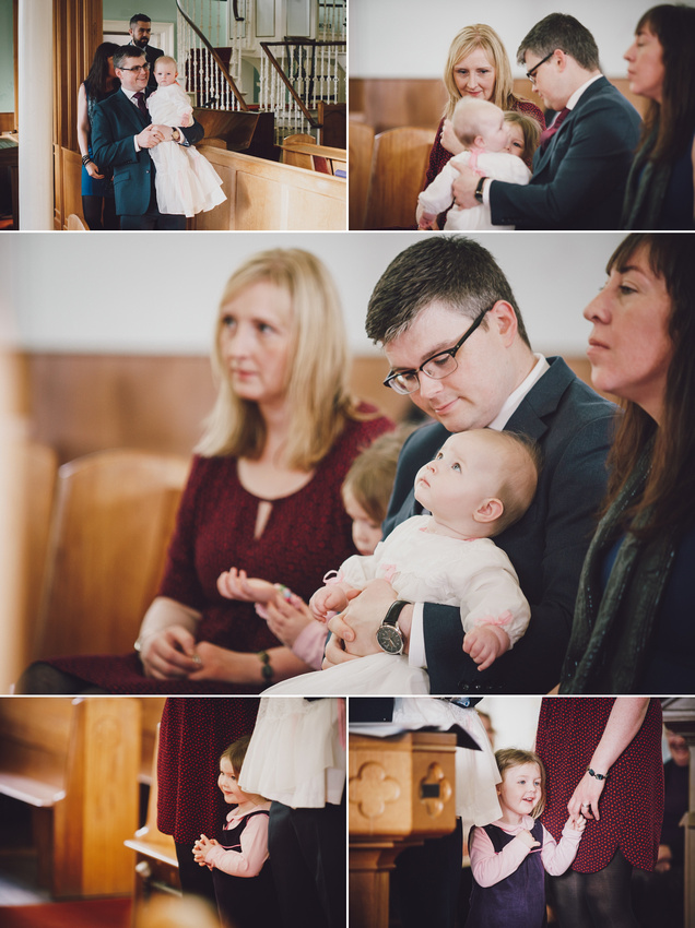 Christening Photos South Parish Church Girvan