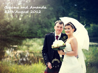 Graeme and Amanda's Album