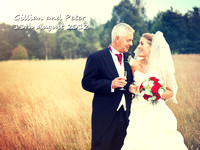 Gillian and Peter Wedding Album