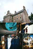 Culcreuch Castle Wedding Photography – Lorne and Lauren