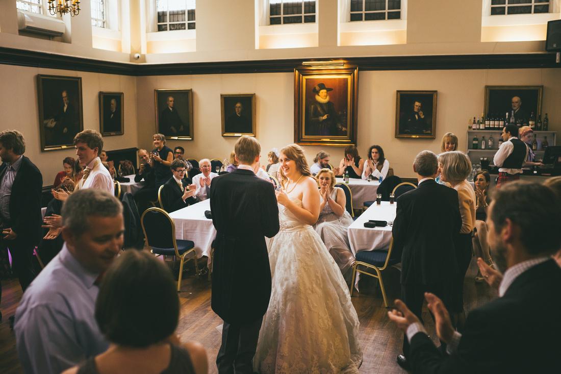 bride and groom ceilidh fifteen ninety nine Glasgow