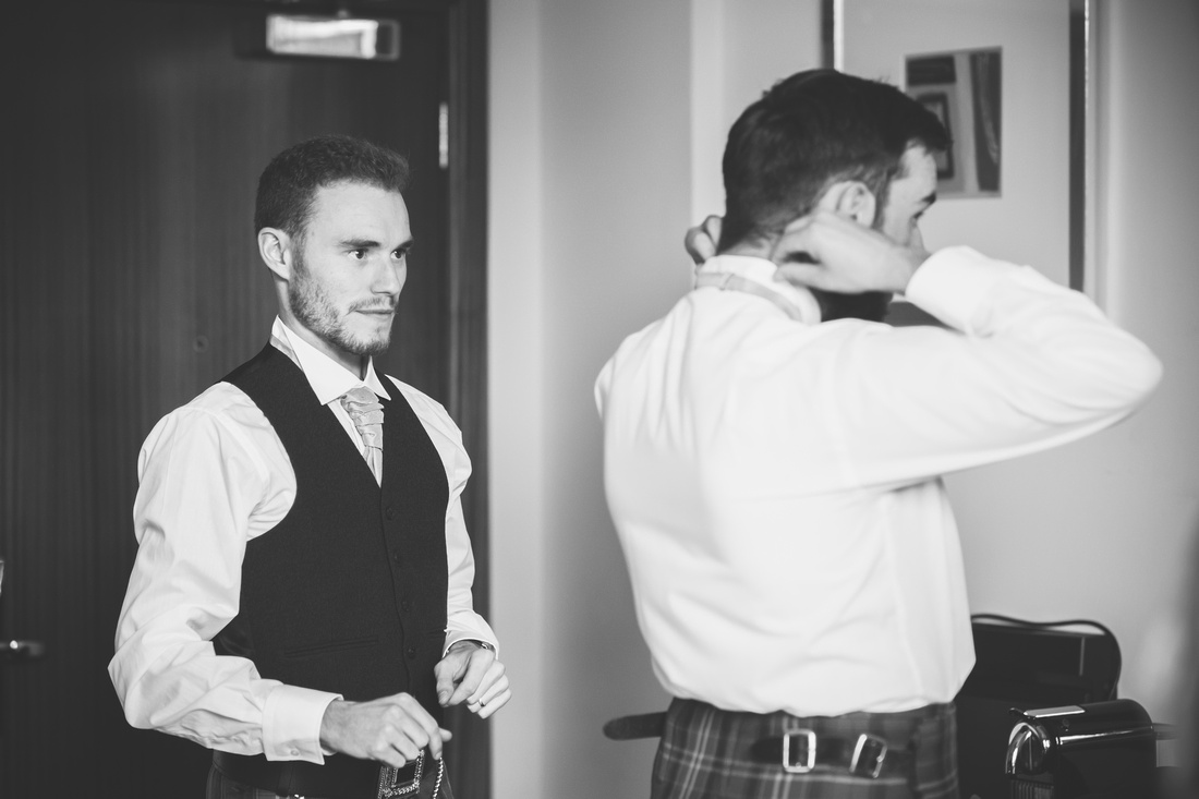 Glenbervie House Hotel Wedding
