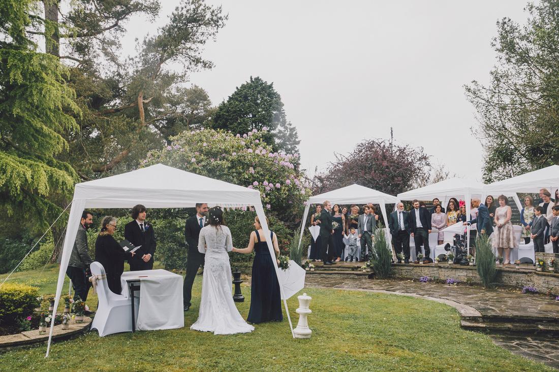 lawn ceremony forrest hills aberfoyle