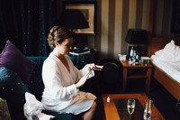 Hotel du Vin Glasgow Wedding Photography - Ciara and Pete