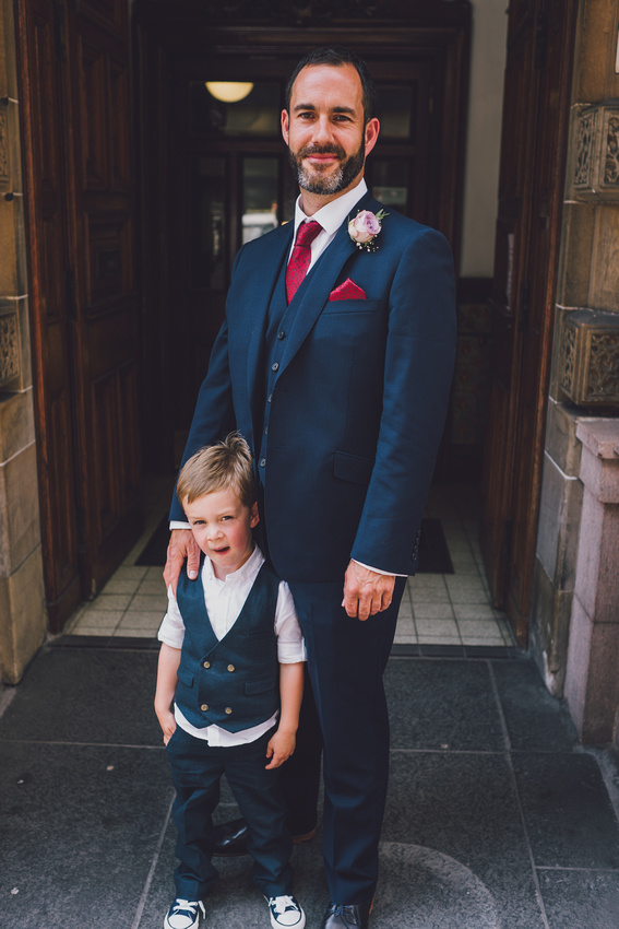 Groom and Son Montrose Street Glasgow